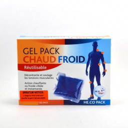 Gel Pack Chaud Froid...