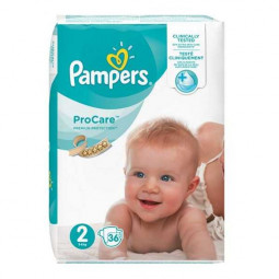 Pampers ProCare 36 Couches...