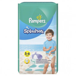 PAMPERS culotte bain T5