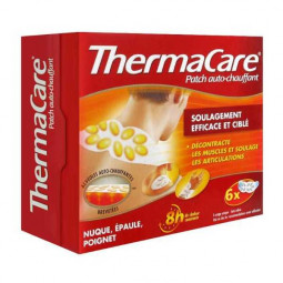 Thermacare Patch Auto...