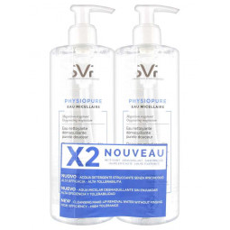 Physiopure eau micellaire SVR