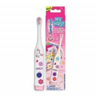 Brosse à Dents Electrique Fille Spinbrush Kids My Way