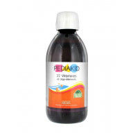Pediakid 22 Vitamines Et Oligo-Élements Format Familial 250 ml