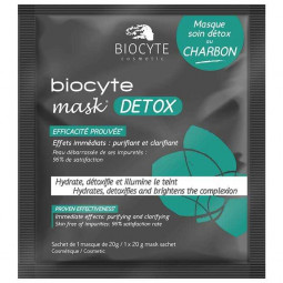 Biocyte Cosmetic Mask Detox...