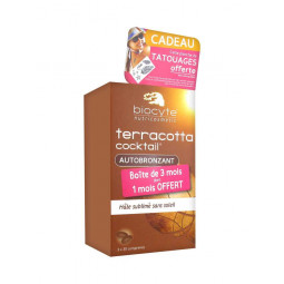Pack Terracotta Cocktail...