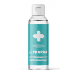 Solution Hydroalcoolique 80ml