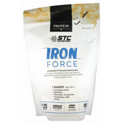 Iron Force 750g STC Nutrition