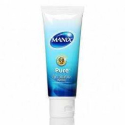 Manix Gel Lubrifiant Pure 80ml