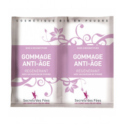 Gommage anti-âge 2x4g...