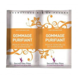 Masque gommage purifiant...