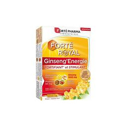 Ginseng Energie 20 Ampoules