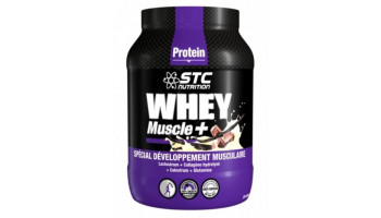 Whey Muscle + Protein 750g...